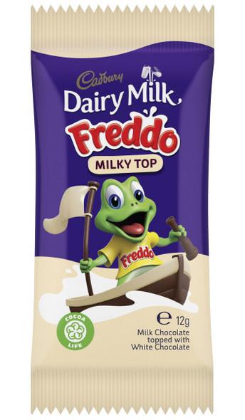 freddo milky top cadbury