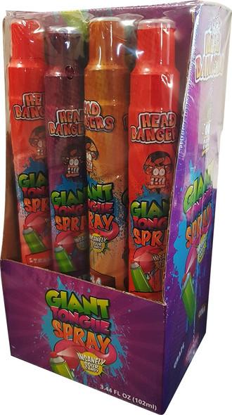 head bangers tongue spray