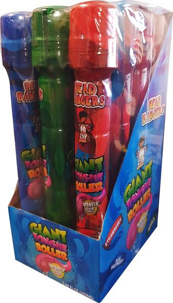 head bangers tongue roller