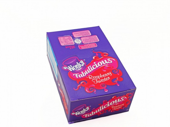 Wonka Raspberry Twister Red Licorice sweets