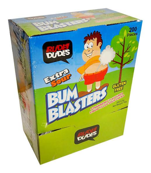 bum blasters rude dude