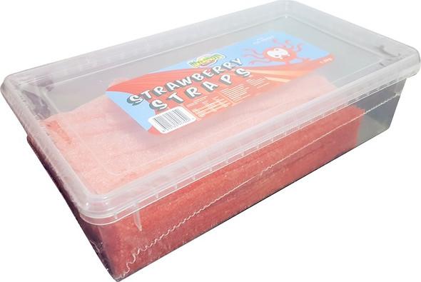lolliland strawberry sour straps