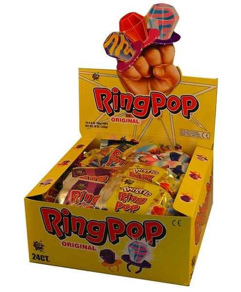 ring pop box ringpops