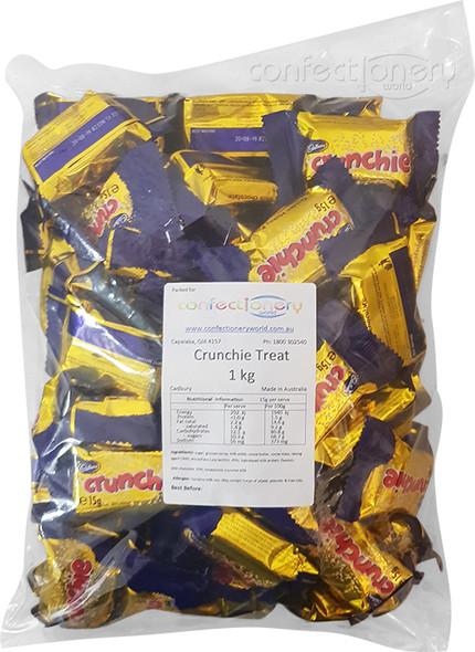 Cadbury Crunchie Treat Size 1kg