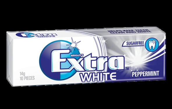 extra white pellet single