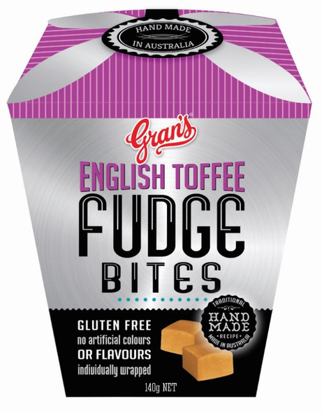 Grans Toffee Fudge