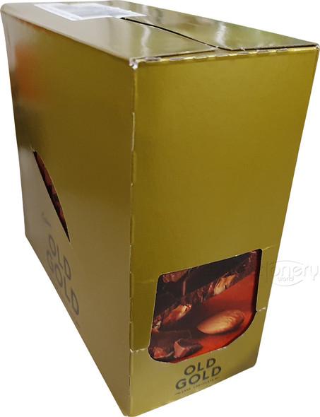 Old Gold roast almond box
