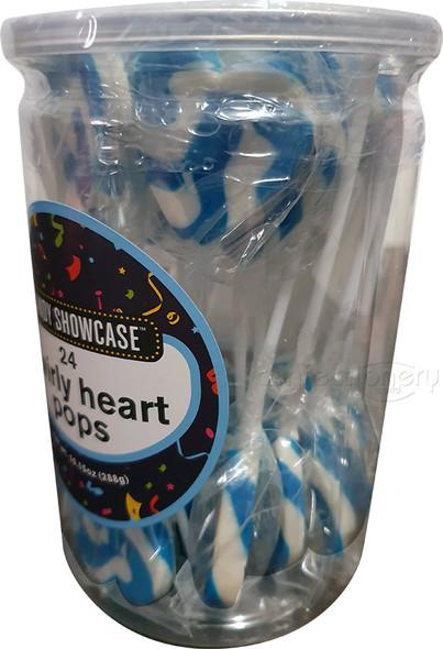 swirly hearts pops blue