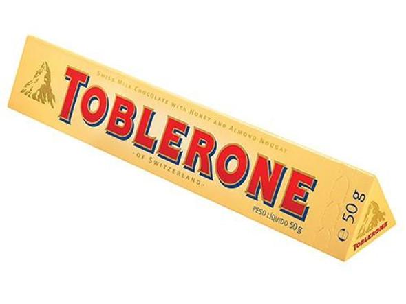toblerone 50g bar