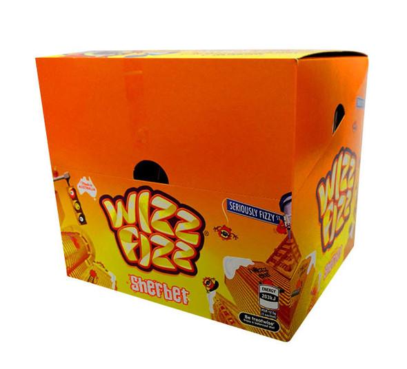 wizz fizz original sherbet box