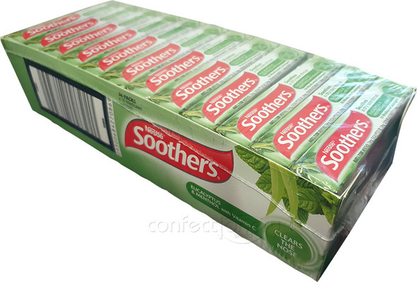 Soothers Eucalyptus and Menthol