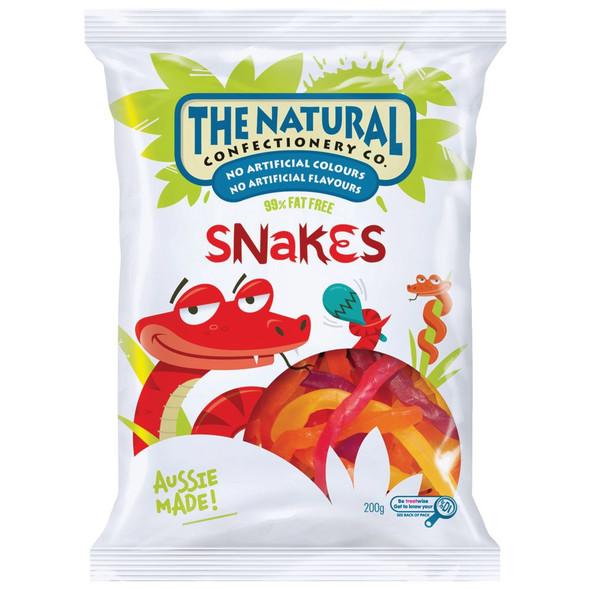 Natural snakes 200g