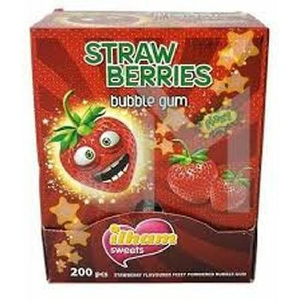 Strawberries Fizzy Bubblegum ilham