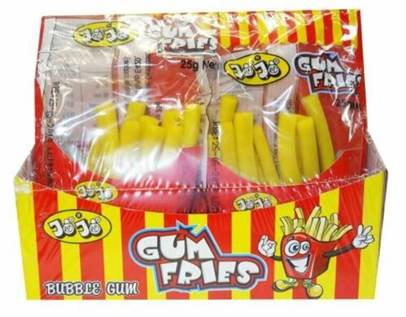 Gum Fries Bubblegum