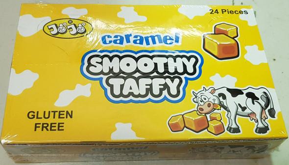 Caramel Smoothy Taffy candy