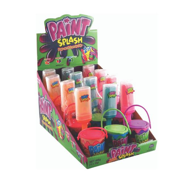 Paint Slash Pop & Candy Dips