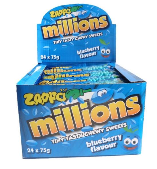 Zappo Millions Blueberry