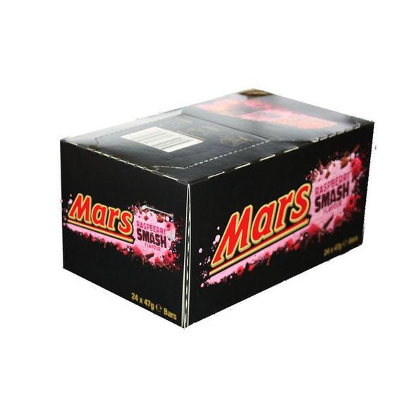 MARS Raspberry Smash box