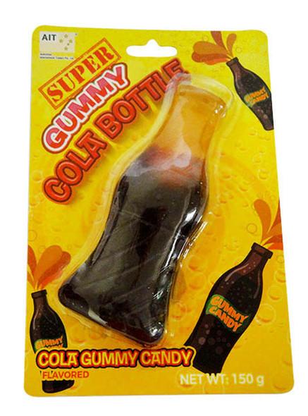 Super Gummi Cola Bottle single