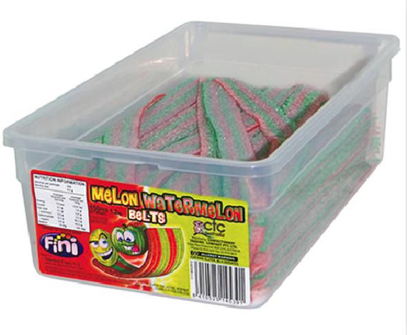 fini watermelon belts