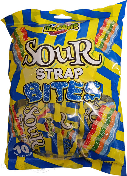 Sour Strap Bites