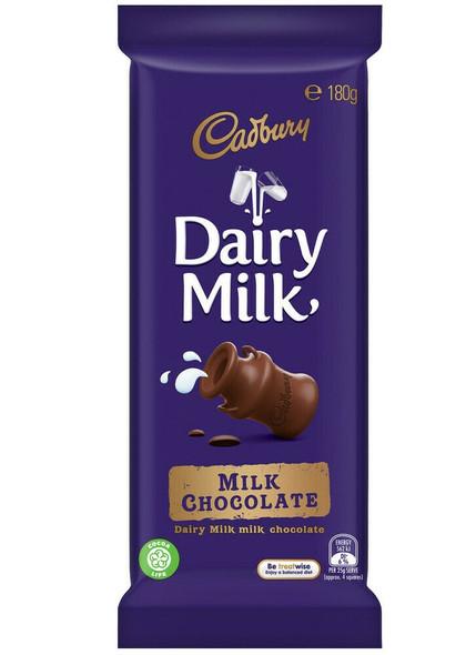 cadbury block dairy milk