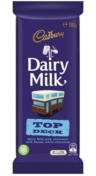 cadbury block top deck
