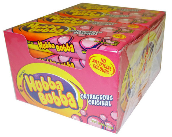 hubba bubba original gum