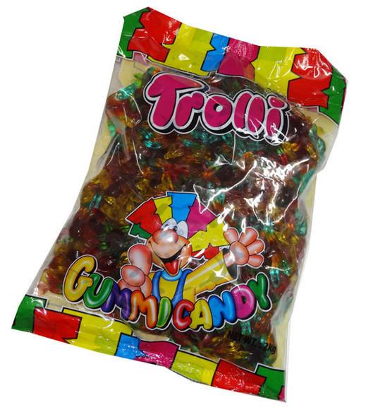 trolli bears 2kg