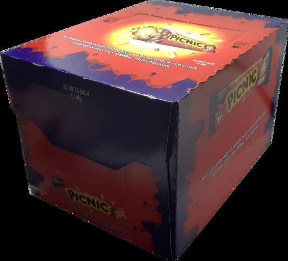 Cadbury picnic medium bar