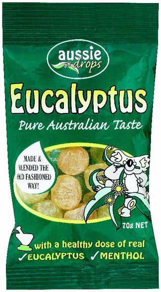 ctc eucalyptus drops aussie drops