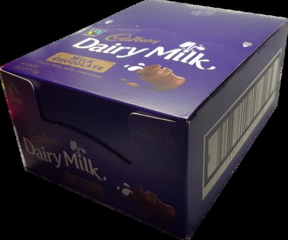 dairy milk medium bars