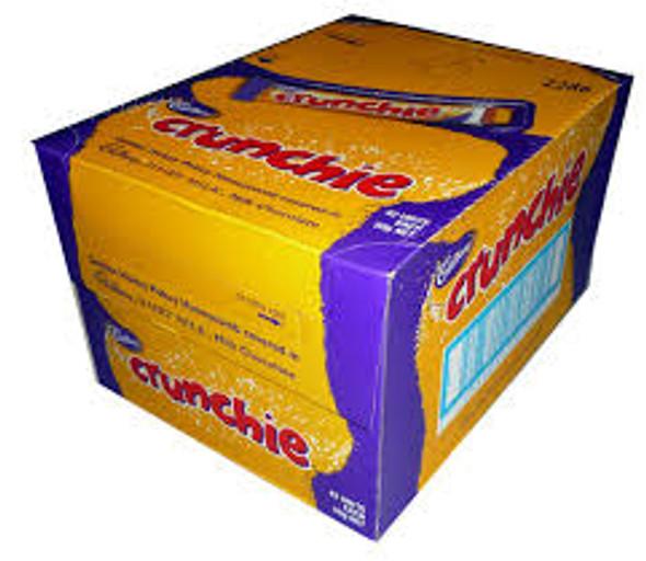 Cadbury Crunchie King Size Twin