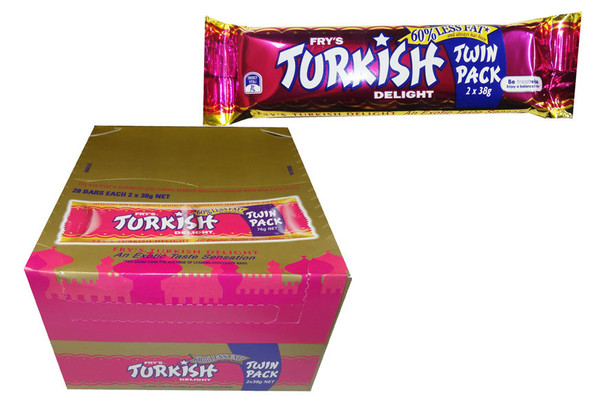 Fry's Turkish Delight twin pack