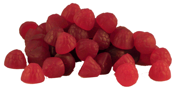 allens ripe raspberry lollies from confectionery world