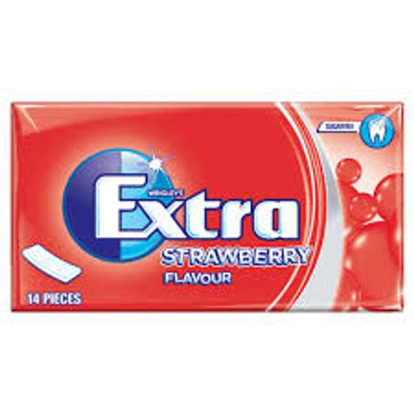 Wrigleys Extra Strawberry