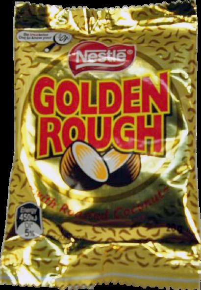 golden rough single