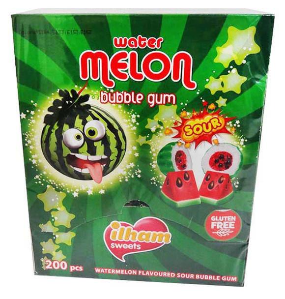 watermelon gum balls bubblegum
