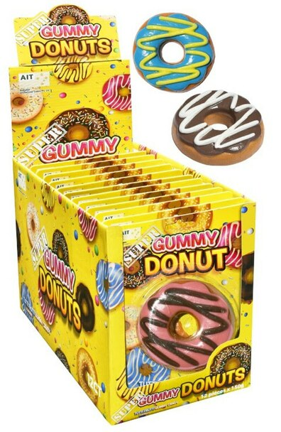 Super Gummi Donuts
