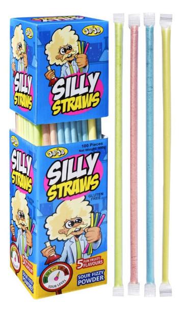 Silly Straws Jojo.