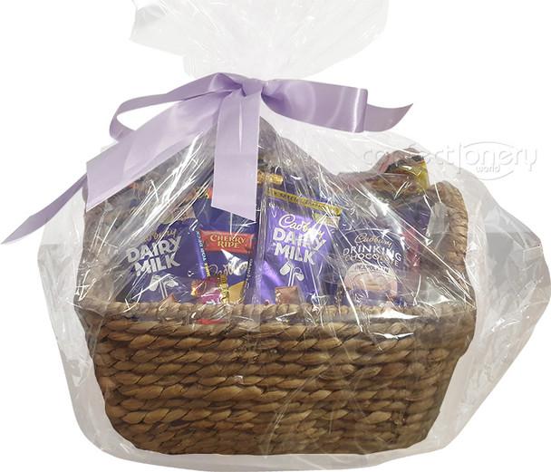 Cadbury gift basket