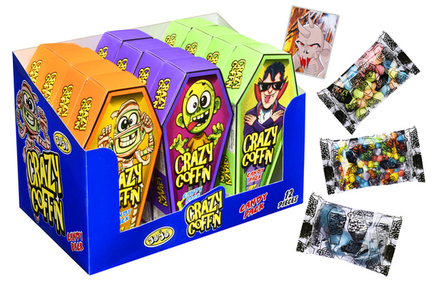 Crazy Coffin 12 x 15g