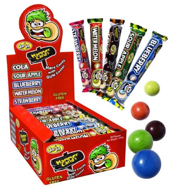 Hammer candy JoJo box loose