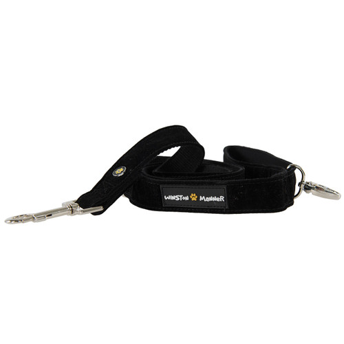Black Knight Dog Leash