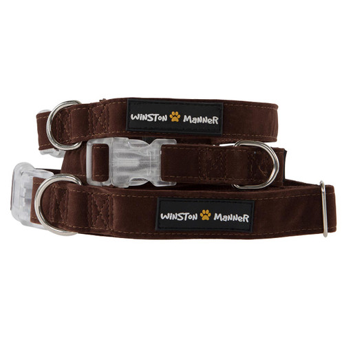 Chocolate Dog Collar