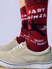 Fart Ninja Men's Crew Socks