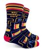 Big Whiskey Men's Crew Socks