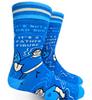 Dad Bod Men's Crew Socks