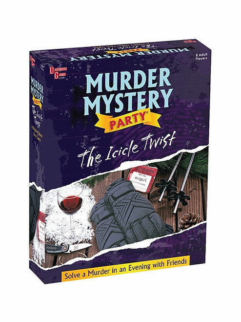 The Icicle Twist Murder Mystery Party