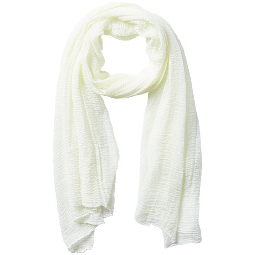 Insect Shield Summer Scarf - Ivory